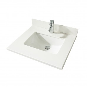 "25"" Countertop - Single Sink"