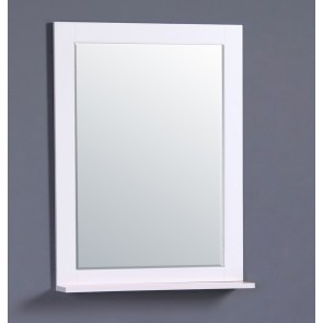 "33"" x 28"" Milan Mirror - Dark Gray"