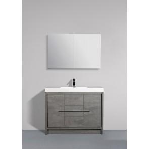"42"" Allier - Ciment Grey - Single Sink Bathroom Vanity - Coming Soon"