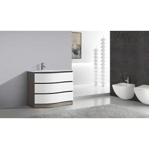 """43"""" Tiana - White - Single Sink Bathroom Vanity-Coming Soon"""
