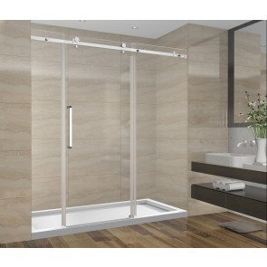 Shower Set 72inch - Square Style - 3 wall setup without base
