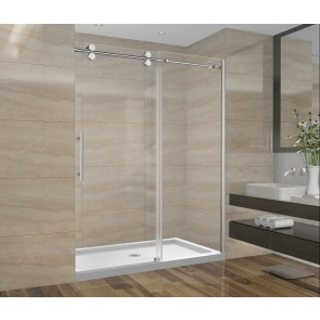 Shower Set 60inch - Round Style - 3 wall setup without base
